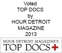 Voted Hour Magazine Top Docs