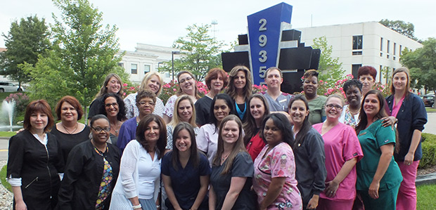 Northwest Dermatology Group Photo